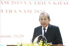 Phân công nhiệm vụ thành viên Ban Chỉ đạo Đại hội đại biểu toàn quốc các dân tộc thiểu số