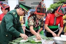 """""""Xuân Biên phòng ấm lòng dân bản"""" ở xã Mường Sai"""