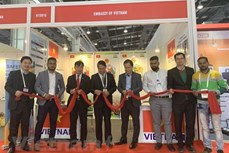 越南企业积极在印度开展产品活动