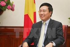 2019年越南外交成就:坚强的毅力 不屈的精神