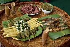 Độc đáo ẩm thực núi rừng Trường Sơn