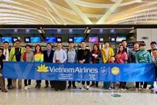 越航开通岘港至中国上海直达航线