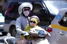 Giảm thiểu tác hại của ô nhiễm không khí đối với trẻ em