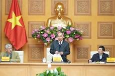 阮春福:政府总理经济顾问小组应积极向政府总理提供参谋 在世界变幻莫测的情况下促进越南经济快速增长