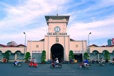 槟城市场—胡志明市历史最悠久的集市