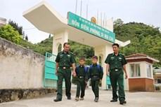 Những ước mơ xanh ở Đồn Biên phòng Si Ma Cai