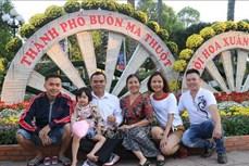 Đắk Lắk đón hơn 203 nghìn du khách dịp Tết Canh Tý