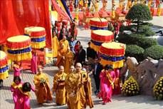 Khai hội chùa Bái Đính Xuân Canh Tý 2020