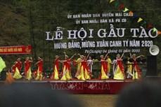 Lễ hội Gầu Tào gắn với phát triển kinh tế du lịch ở Hòa Bình