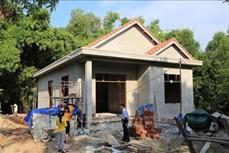 Tín dụng chính sách hỗ trợ xây hơn 4.000 căn nhà ở xã hội trong năm 2019