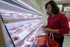 Hỗ trợ kết nối nhập khẩu thịt lợn góp phần bình ổn thị trường
