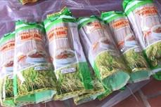 Làng miến gạo Thăng Long tất bật vào vụ Tết