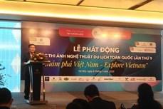 """Phát động cuộc thi ảnh nghệ thuật du lịch chủ đề """"Khám phá Việt Nam"""""""