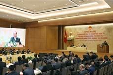 Thủ tướng Nguyễn Xuân Phúc: Xây dựng nền tảng để người dân truy cập dịch vụ Chính phủ điện tử thông qua ứng dụng trên thiết bị di dộng