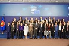 欧盟强调支持东盟的中心作用