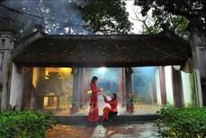 Khám phá vẻ đẹp cổ kính của quần thể khu di tích cố đô Hoa Lư về đêm
