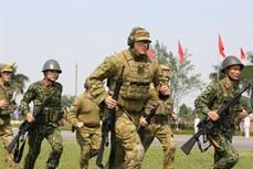 越奥军事射击技巧培训活动正式闭幕 助力深化两国防务合作关系