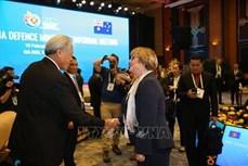东盟-澳大利亚防长非正式会议在河内召开