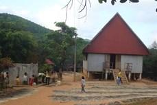 Bình Định đầu tư điện lưới cho 3 làng đồng bào dân tộc thiểu số