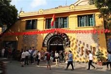 河内市旅游呈现复苏信号
