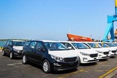 越南Thaco公司向泰国出口首批起亚汽车