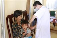 Các bác sỹ quân hàm xanh góp phần thắt chặt tình đoàn kết quân-dân nơi biên cương An Giang