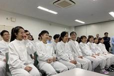 尚未发现在韩国和日本的越南公民感染新冠肺炎