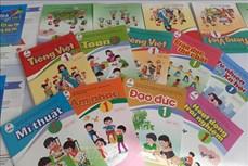 Bộ Giáo dục và Đào tạo phê duyệt thêm 7 sách giáo khoa lớp 1 chương trình giáo dục phổ thông mới