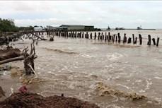 Quảng Ngãi đầu tư 85 tỷ đồng chống sạt lở bờ biển
