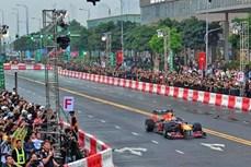 世界一级方程式赛车越南站比赛时间或将延后