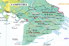 Nghị quyết của Ủy ban Thường vụ Quốc hội về việc sắp xếp đơn vị hành chính ở các tỉnh Bến Tre, Vĩnh Long, Hậu Giang, Tiền Giang