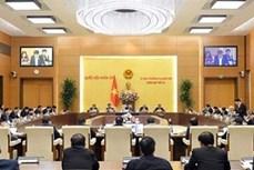 Nghị quyết của Ủy ban thường vụ Quốc hội về việc sắp xếp các đơn vị hành chính ở các tỉnh Bắc Kạn, Cao Bằng