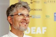 Aaron Everhart –越南创业运动的赞助人