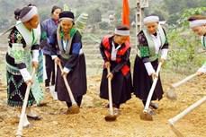 展开落实2021-2030年少数民族地区与山区经济社会发展总体提案