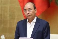 越南政府总理阮春福:继续加大新冠肺炎疫情防控力度