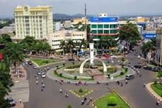 将邦美蜀市打造成为西原地区中心的文明城市