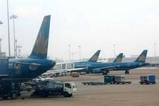 新冠肺炎疫情:越航减少飞往欧洲的航班班次
