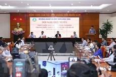 阮春强部长:促进农业生产确保满足国内市场和出口的需求