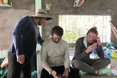 坚江省:成功救援三名在海上遇险的俄罗斯游客