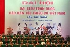 Lùi thời gian tổ chức Đại hội đại biểu toàn quốc các dân tộc thiểu số Việt Nam lần II