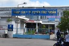 Trung tâm Y tế huyện vùng sâu huyện Vĩnh Thuận chăm lo tốt sức khỏe cho người dân