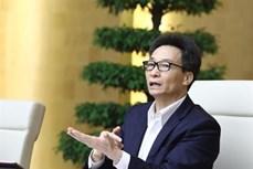 新冠肺炎疫情:武德儋副总理表示越南隔离区人人平等 不存在区别对待现象