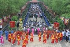 Xây dựng Đền Hùng xứng tầm Khu di tích quốc gia đặc biệt