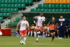 亚洲俱乐部最新排名:越南胡志明足球俱乐部进前100名