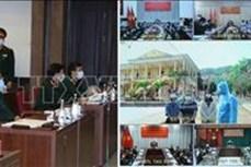 Thủ tướng Nguyễn Xuân Phúc: Lực lượng Quân đội quên mình chăm sóc người được cách ly là tình dân tộc, nghĩa đồng bào