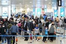 越南外交部提醒越南公民减少不必要出行