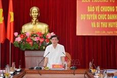 Thí điểm tuyển chọn Bí thư cấp huyện ở Đắk Lắk: Phát huy dân chủ, công khai trong công tác cán bộ