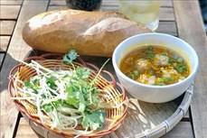 Thành phố Hồ Chí Minh mở chiến dịch truyền thông du lịch ẩm thực - Bánh mì Sài Gòn
