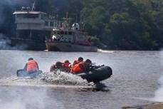 中老缅泰第91次湄公河联合巡逻执法正式启动