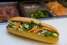 """胡志明市开展""""西贡面包——美食旅游传媒项目"""""""